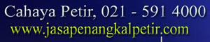 Pasang Penangkal Petir, Jakarta, Bogor, Depok, Tangerang, Bekasi.