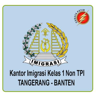 KANTOR IMIGRASI TANGERANG